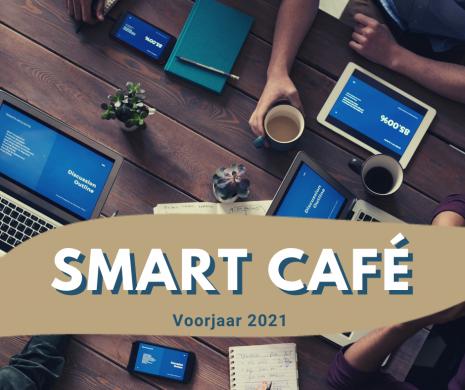 Promo Smart Café bib Grimbergen voorjaar 2021