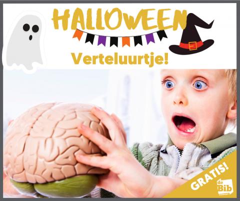 Promo nocturne Halloween voor de Verwendagen 2021 bib Grimbergen